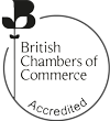 British Chambers of Commerce Accredited